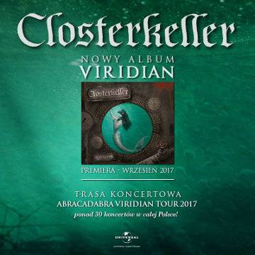 Koncert: Closterkeller w Warszawie