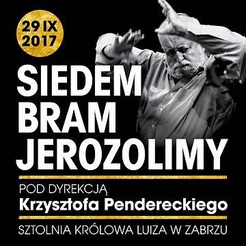 Koncert: Siedem Bram Jerozolimy w Zabrzu