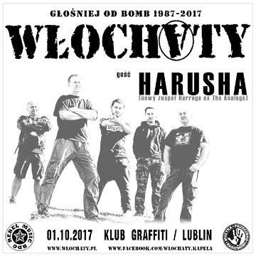 Koncert: Włochaty w Lublinie