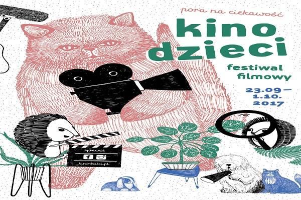 4. Festiwal Filmowy Kino Dzieci w Elblągu