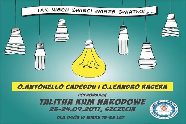 Talitha Kum Narodowe - spotkanie młodych w Szczecinie