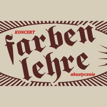 Koncert: Farben Lehre Akustycznie w Rzeszowie