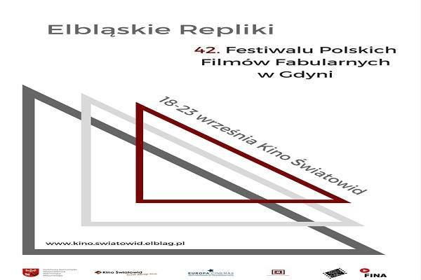 Elbląskie Repliki 42. Festiwalu Polskich Filmów Fabularnych w Gdyni