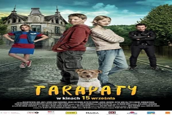 Film pt. Tarapaty na ekranie Kina Światowid