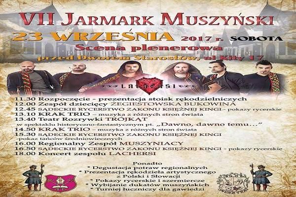 VII Jarmark Muszyński
