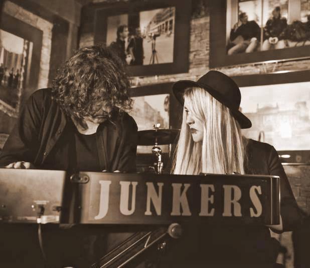 Koncerty na Trzecim Księżycu:Blues Junkers Duo - Boogie Woogie w Kazimierzu!