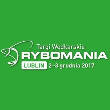 Targi Wędkarskie Rybomania 2017 w Lublinie