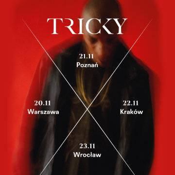 Koncert: Tricky w Poznaniu