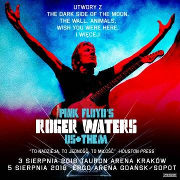 Koncert: Roger Waters - Us + Them w Sopocie