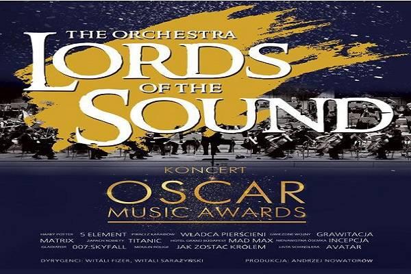 Oscar Music Awards w wykonaniu orkiestry Lords of the Sound: Toruń