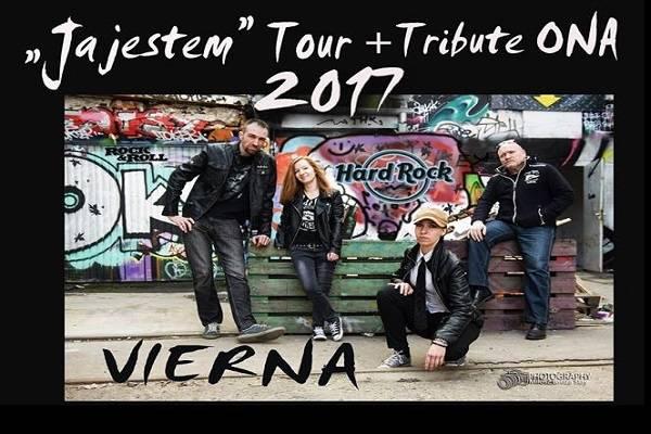 Koncert: zespół Vierna w Braniewie
