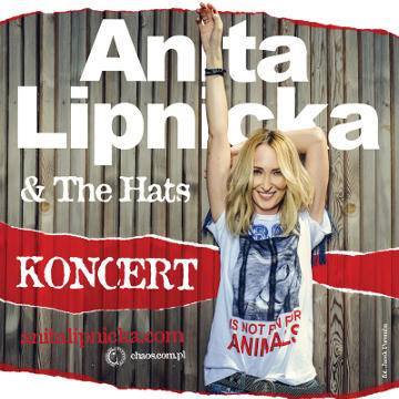Koncert: Anita Lipnicka & The Hats w Warszawie