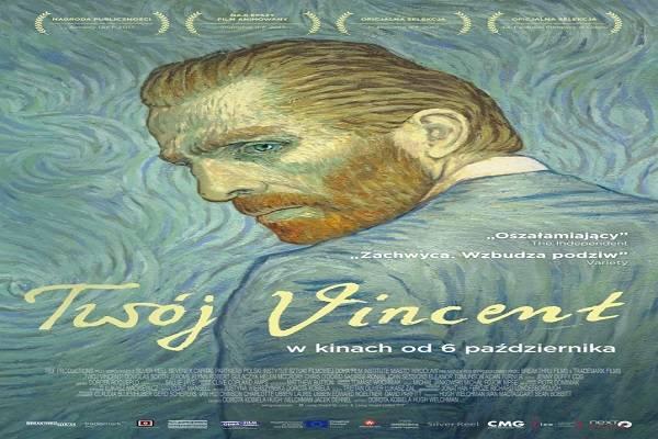 Film: Twój Vincent w Kinie Światowid