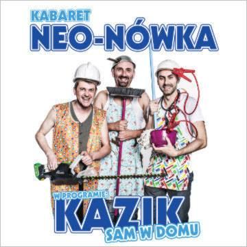 """Kabaret Neo-Nówka w programie """"Kazik sam w domu"""" w Opolu"""