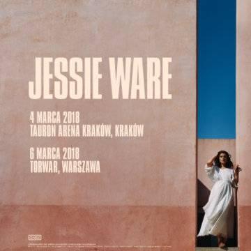 Koncert: Jessie Ware w Krakowie