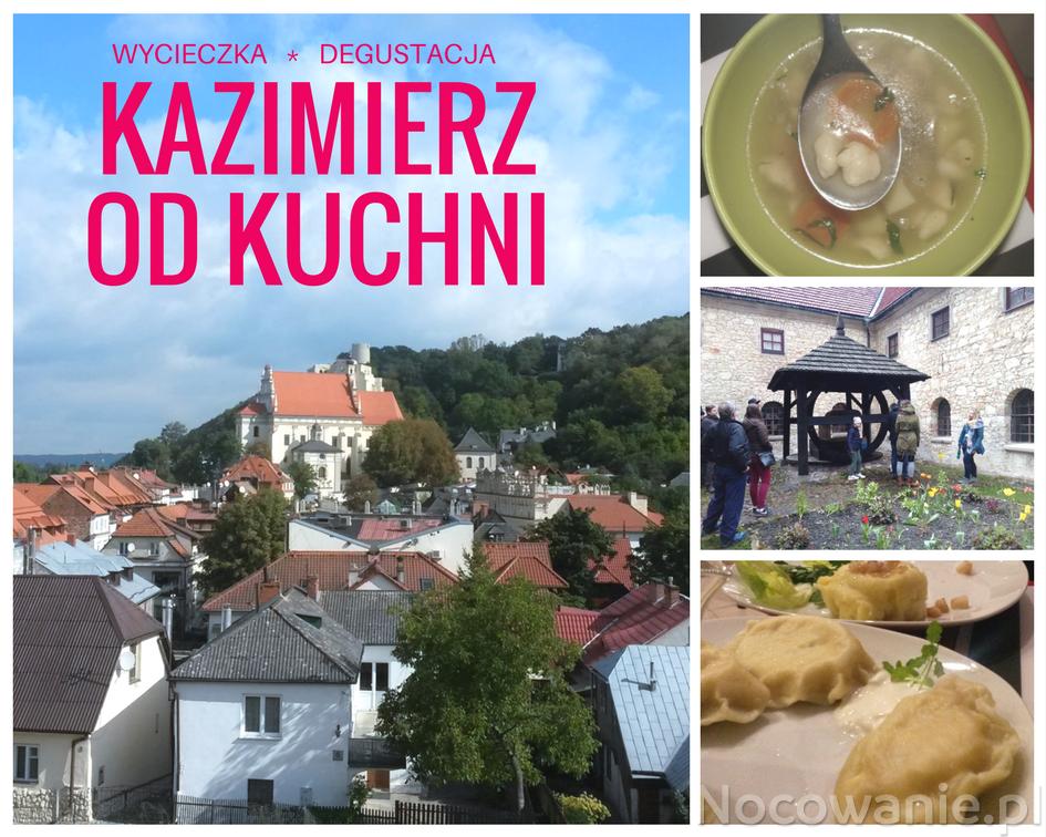 Wycieczka Kazimierz od kuchni
