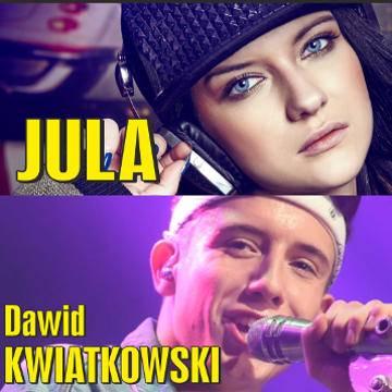 Koncert: Dawid Kwiatkowski i Jula w Kielcach