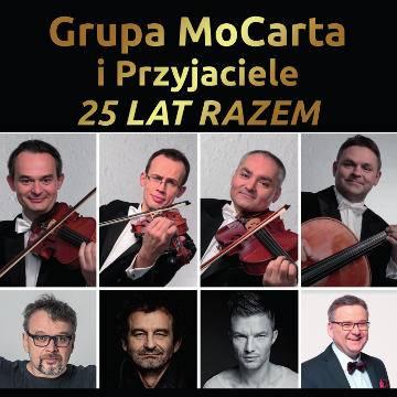 Grupa MoCarta i Przyjaciele w Zabrzu - 25 lat razem