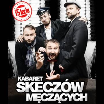 15 lecie Kabaretu Skeczów Męczących w Radomiu