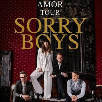 Koncert: Sorry Boys - Amor Tour we Wrocławiu
