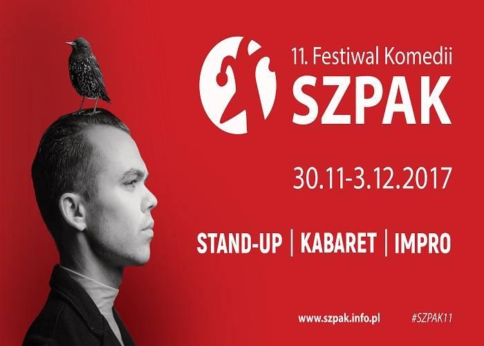 11. Festiwal Komedii SZPAK 2017 w Szczecinie: dzień I