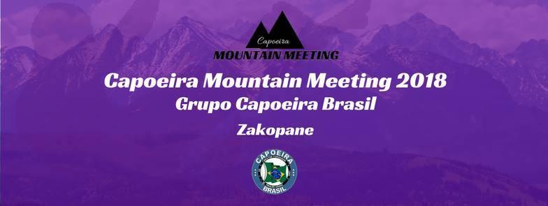 Warsztaty Capoeira Mountain Meeting 2018 w Zakopanem
