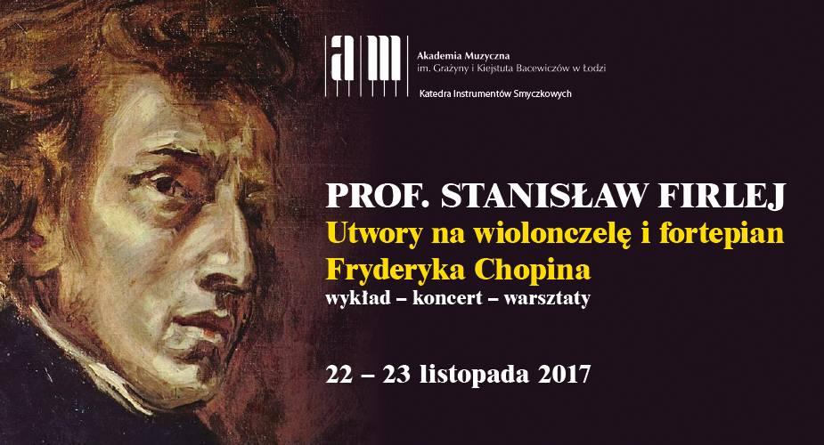 Koncert: Chopin i wiolonczela w Łodzi
