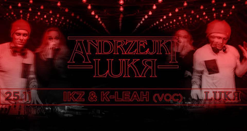 Andrzejki 2017 w Klubie Lukr
