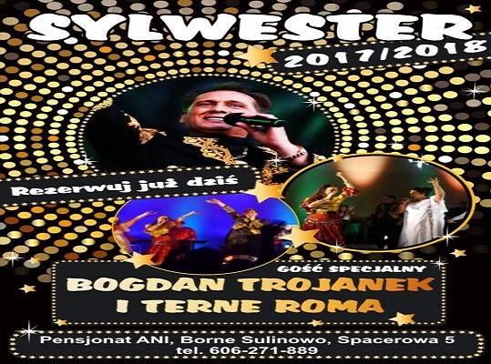 Bal Sylwestrowy ALL INCLUSIVE w Bornem Sulinowie