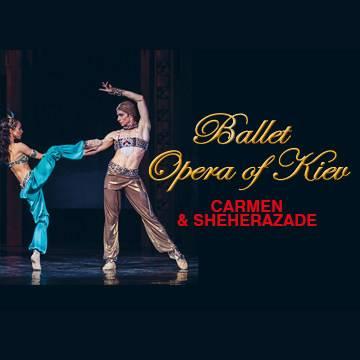 Balet Opery Kijowskiej w Rzeszowie