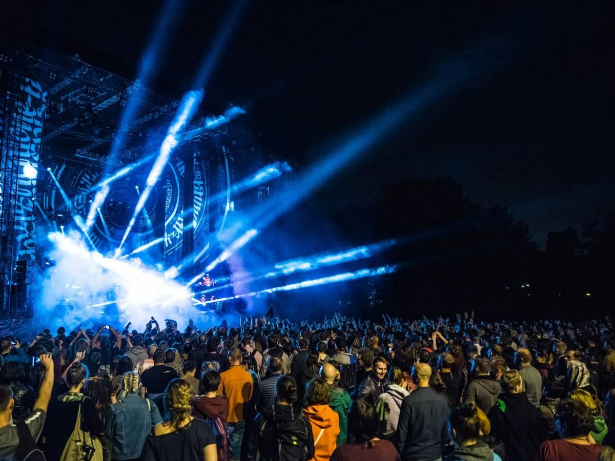 Wschód Kultury - Inne Brzmienia Art'n'Music Festival 2018 w Lublinie