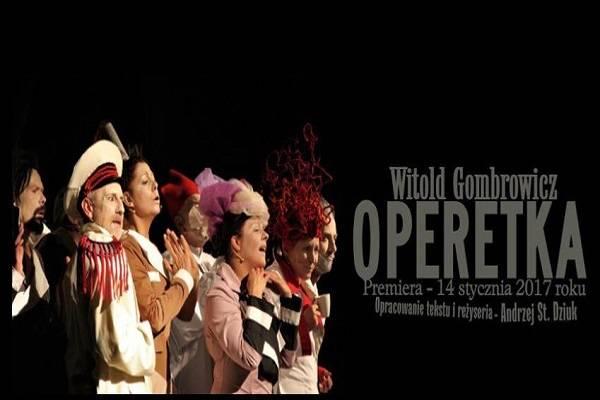 Operetka - spektakl w Zakopanem