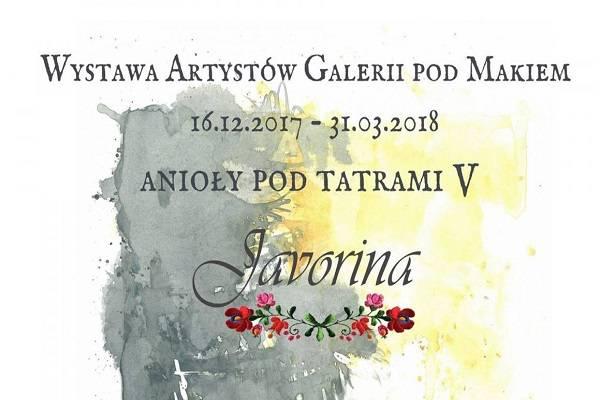 Anioły pod Tatrami V - wystawa w Zakopanem