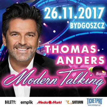 Koncert andrzejkowy: Thomas Anders i Modern Talking Band