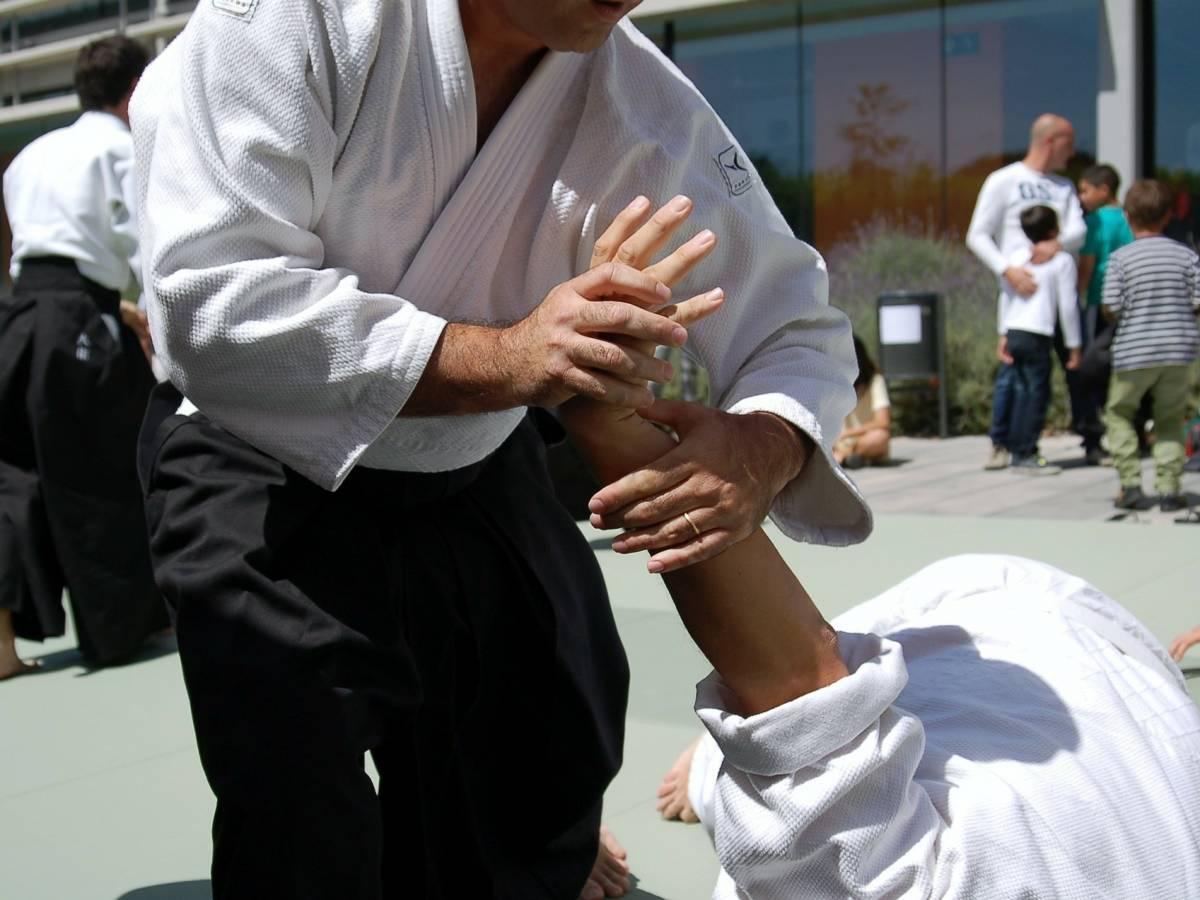 40-lecie Aikido w Wałbrzychu