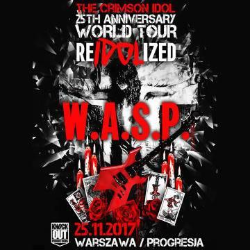 Koncert: W.A.S.P. w Warszawie