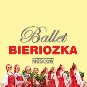 Moskiewski balet Bieriozka w Toruniu