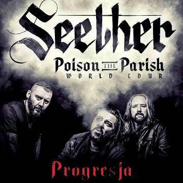 Koncert: Seether w Warszawie