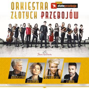 Koncert: Orkiestra Złotych Przebojów w Łodzi