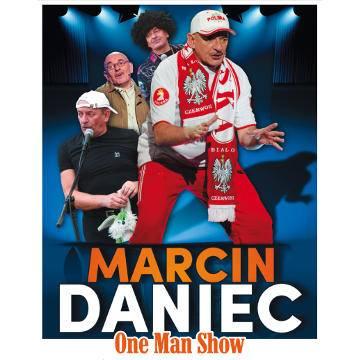 Marcin Daniec: One Man Show w Łodzi