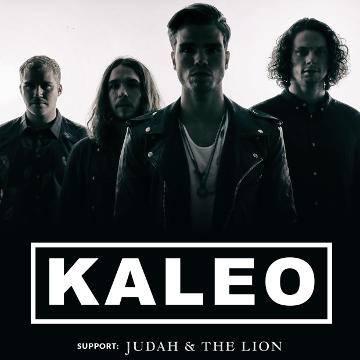 Koncert: Kaleo w Warszawie