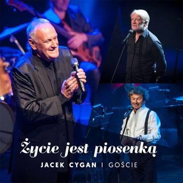 Koncert: Życie jest piosenką - Jacek Cygan i goście w Łodzi
