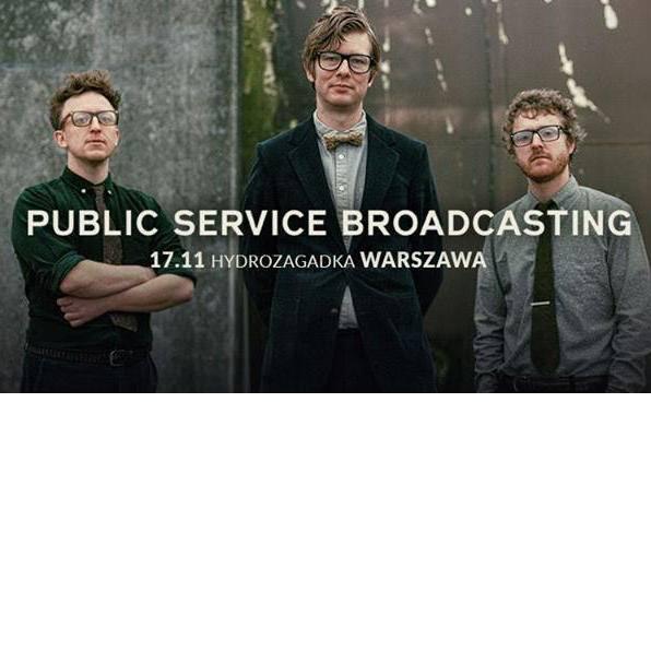 Koncert: Public Service Broadcasting w Warszawie