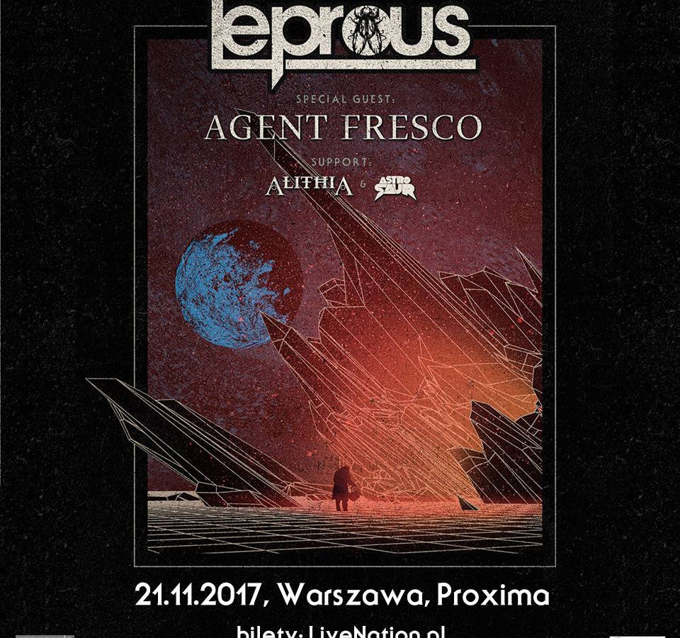 Koncert: LEPROUS w Warszawie