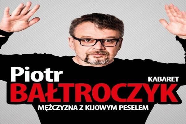 Piotr Bałtroczyk - Mężczyzna z kijowym peselem w Gdańsku