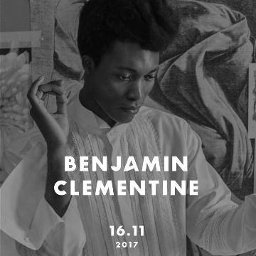 Koncert: Benjamin Clementine w Poznaniu