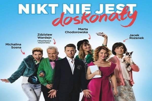 Nikt nie jest doskonały - spektakl w Olsztynie