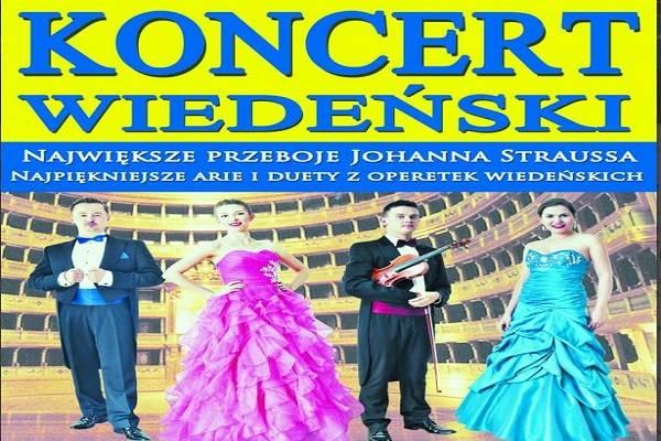Koncert Wiedeński 2 w Tarnowie