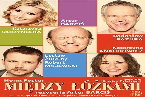Między łóżkami - spektakl w Kaliszu
