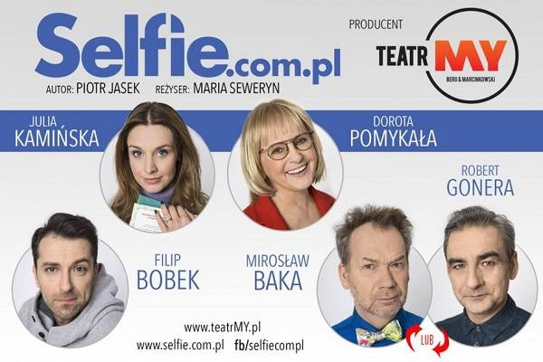 Selfie.com.pl - spektakl w Olsztynie